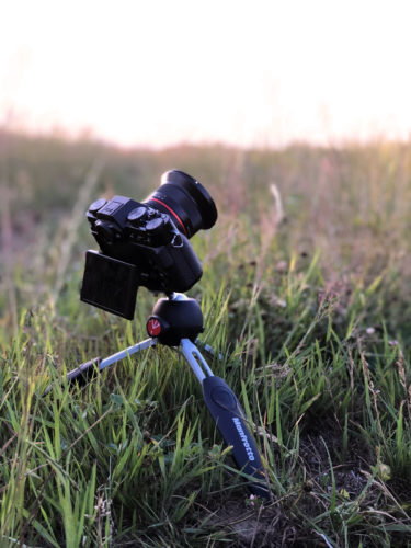 Astrophotography with Fuji X-T20
