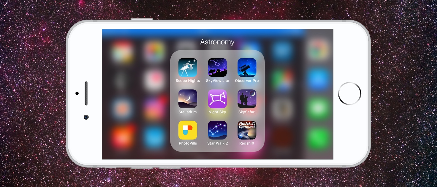 10 Best Astronomy Apps iPhone