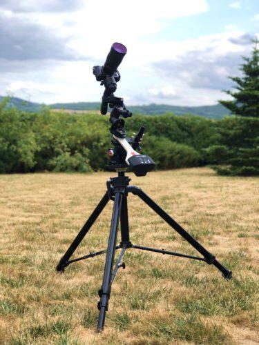 My mobile widefield deep-sky astrophotography setup