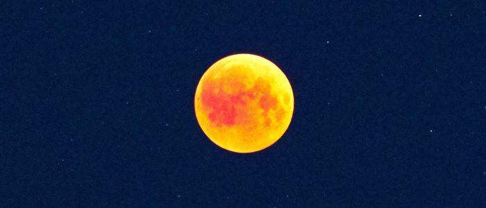 27 July 2018 Blood Moon Total Lunar Eclipse