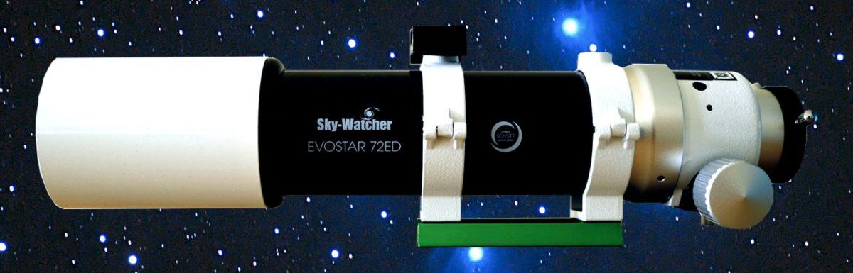 SkyWatcher Evostar 72ED Review