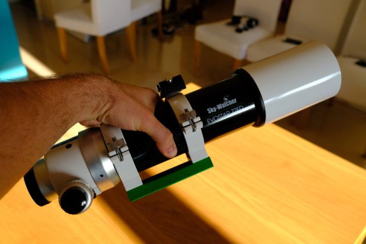Beginner astrophotography telescope