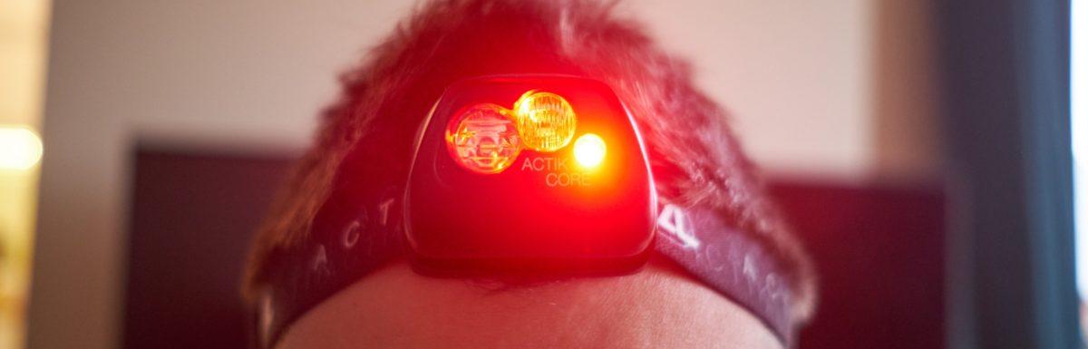 Petzl ACTIK CORE Headlamp Astrophotography Review