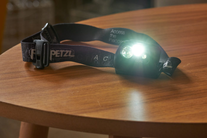 Petzl ACTIC CORE white light