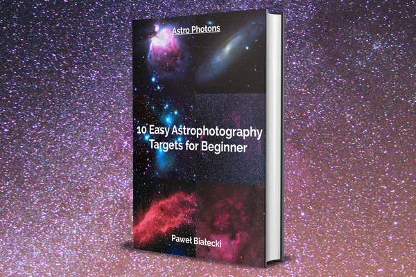 The 100 Best Astrophotography Targets A Monthly Guide for CCD Imaging with Amateur Telescopes