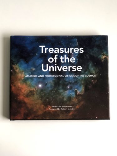 Treasures of the Universe by André van der Hoeven book