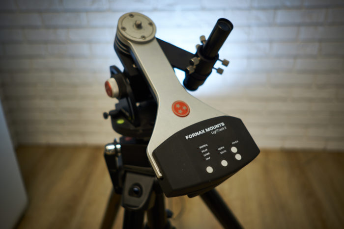 Fornax LighTrack II astrophotography equatorial mount
