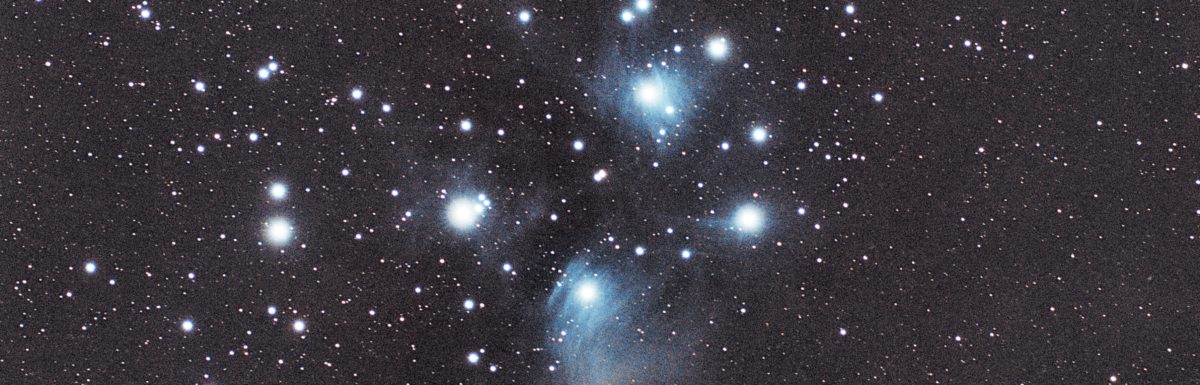 How To Photograph The Pleiades (M45/Seven Sisters) Star Cluster