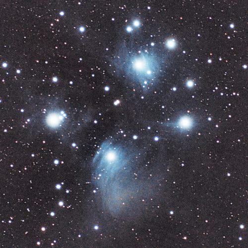 Pleiades/Seven Sisters (M45)