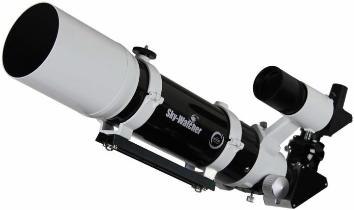 Sky-Watcher ProED 80 - the most popular beginner astrophotography telescope on the market