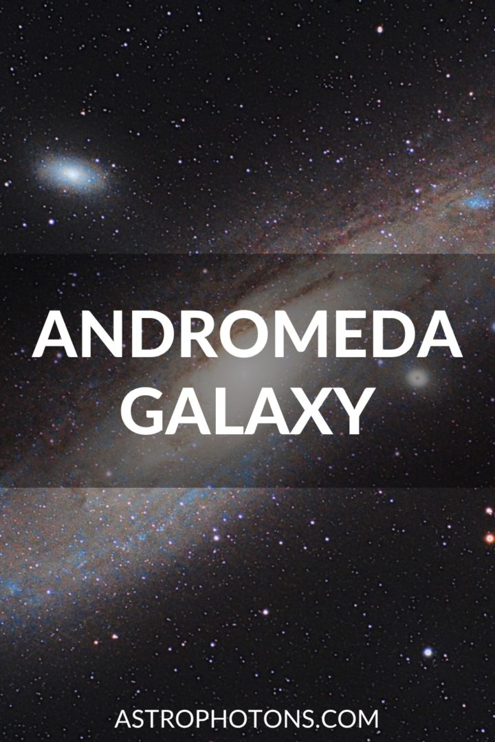 Learn how to photograph the Andromeda Galaxy (M31) with a simple DSLR camera and a telephoto lens (no telescope required!).
