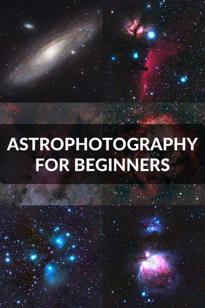 Astrophotography for Beginners Guide