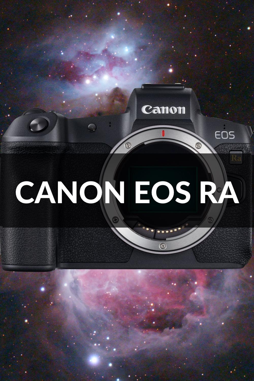 Canon EOS Ra