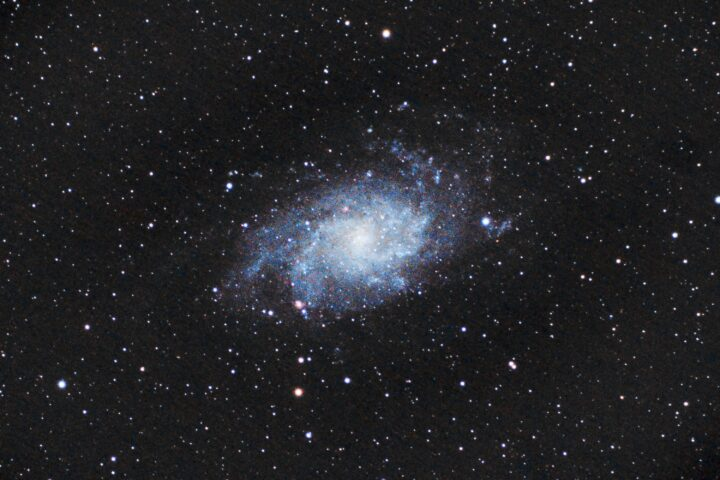 Triangulum Galaxy, a great Autumn Astrophotography Target